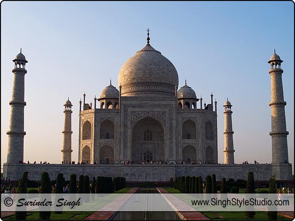 Photographie d'architecture, Delhi, India